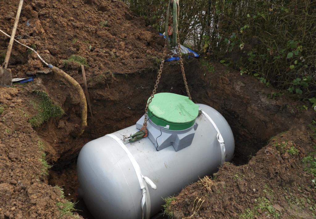 LPG Installation tanker , Gas Copmany Installation