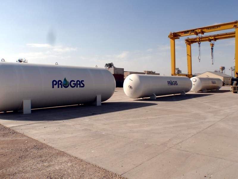 progas central gas lpg company in jordan, الشركة المتقدمة للغاز المركزي الأردن